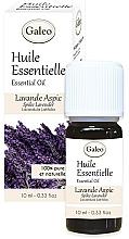 Perfumería y cosmética Bio aceite esencial de lavanda aspic 100% - Galeo Organic Essential Oil Lavande Aspic