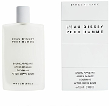 Issey Miyake L'Eau D'Issey Pour Homme - Bálsamo aftershave — imagen N1