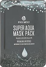 Perfumería y cosmética Mascarilla facial de tejido con minerales marinos - Pax Moly Super Aqua Mask Pack