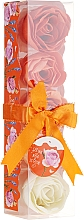 Perfumería y cosmética Confeti de baño con aroma a naranja, 5uds. - Spa Moments Bath Confetti Orange