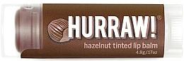 Perfumería y cosmética Bálsamo tinte labial eco con aceite de avellana - Hurraw! Hazelnut Tinted Lip Balm