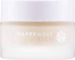 Perfumería y cosmética Crema mascarilla facial para pieles maduras con ginko biloba y manteca de karité - Happymore Rich