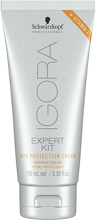 Crema protectora hidratante para la piel con vitamina E - Schwarzkopf Professional Igora Skin Protection Cream — imagen N1