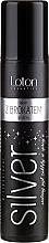 Perfumería y cosmética Laca con partículas brillantes - Loton Silver Spray
