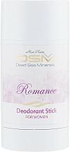 Perfumería y cosmética Desodorante stick con extracto de camomila - Mon Platin DSM Deodorant Stick Romance