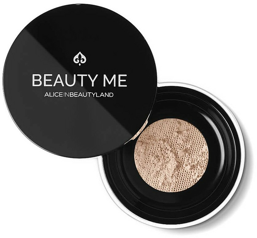 Polvo facial mineral compacto - Alice In Beautyland Beauty Me Mineral Foundation