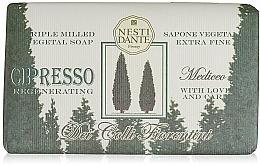 Perfumería y cosmética Jabón vegetal con extracto de ciprés - Nesti Dante Dei Colli Fiorentini Cypress Tree Soap