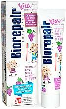 Perfumería y cosmética Pasta dental con extracto de uva - Biorepair Kids Milk Teeth