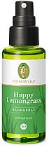 """Perfumería y cosmética Spray aromático para el hogar, limoncillo - Primavera Organic """"Happy Lemongrass"""" Room Spray"""