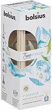 Perfumería y cosmética Difusor de aroma té blanco y hojas de menta - Bolsius Fragrance Diffuser True Moods In Balance