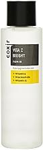 Perfumería y cosmética Tónico facial iluminador con vitaminas y niacinamida - Coxir Vita C Bright Toner