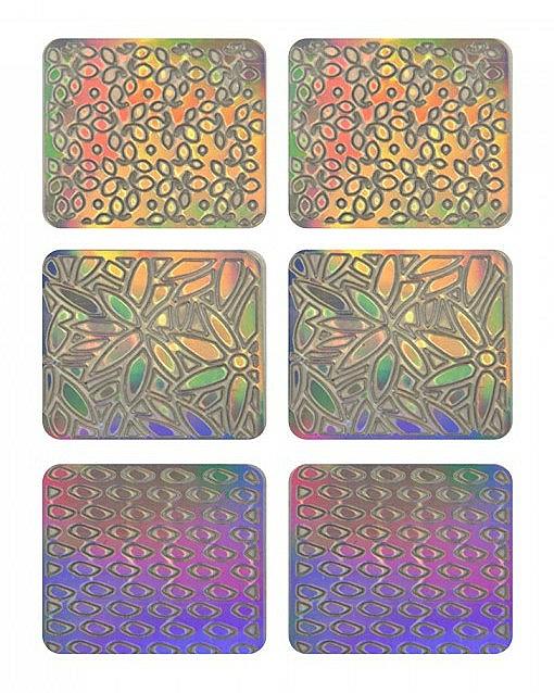 Pegatinas para uñas, 3704 - Neess Patternness