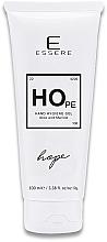 Perfumería y cosmética Gel de manos desinfectante con aloe vera y malva - Essere Hope Sanitizing Gel