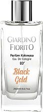 Perfumería y cosmética Giardino Fiorito Black Gold - Agua de colonia