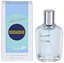 Perfumería y cosmética Vespa Sensazione For Him - Eau de toilette