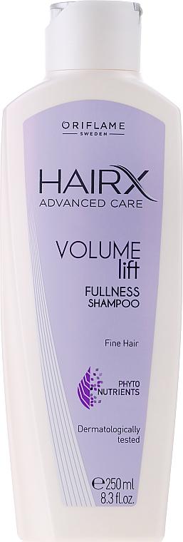 Champú voluminizador con ceramida - Oriflame HairX Volume Lift Fullness Shampoo — imagen N1