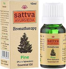 Perfumería y cosmética Aceite esencial de pino 100% natural - Sattva Ayurveda Pine Essential Oil