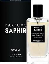 Perfumería y cosmética Saphir Parfums Excentric Man - Eau de parfum