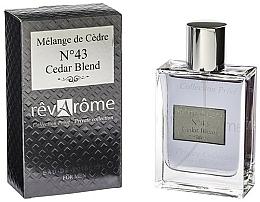 Perfumería y cosmética Revarome Private Collection No.43 Cedar Blend - Eau de toilette