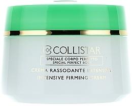 Perfumería y cosmética Crema corporal reafirmante con ácido hialurónico - Collistar Crema Rassodante Intensiva