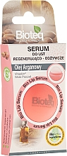 Perfumería y cosmética Sérum labial con aceite de argán - Bioteq Bio Lip Serum Regenerating and Nourishing