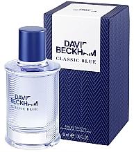 Perfumería y cosmética David Beckham Classic Blue - Eau de toilette