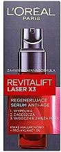 Perfumería y cosmética Sérum facial reafirmante y antiedad con ácido hialurónico - L'Oreal Paris Revitalift Laser X3