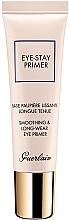 Perfumería y cosmética Prebase para sombra de ojos suavizante - Guerlain Eye-Stay Primer Smoothing and Long-Wear Eye Primer