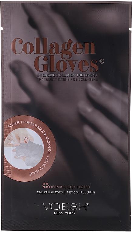 Guantes para manos de colágeno y aceite de argán - Voesh Collagen Gloves