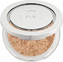 Perfumería y cosmética Polvo bronceador facial compacto mate con extracto de ginseng - Pur Skin-Perfecting Powder Bronzing Act Matte Bronzer