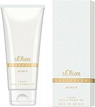 Perfumería y cosmética S.Oliver Selection for Woman - Gel de baño y ducha