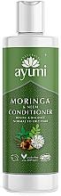 Perfumería y cosmética Acondicionador revitalizante con aceite de moringa - Ayumi Moringa & Neem Conditioner