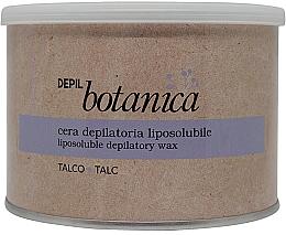 Perfumería y cosmética Cera depilatoria liposoluble con talco - Trico Botanica Depil Botanica Talc