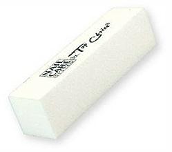 Perfumería y cosmética Bloque pulidor de uñas, 70143, blanco - Top Choice