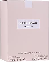 Perfumería y cosmética Elie Saab Le Parfum - Set (eau de parfum/90ml + leche corporal perfumada/75ml)