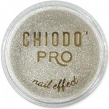 Perfumería y cosmética Polvo para uñas efecto espejo - Chiodo Pro Efekt Rainbow Mirror