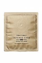 Perfumería y cosmética Mascarilla facial revitalizante de hidrogel con baba de caracol y partículas de oro - Tony Moly Intense Care Gold 24K Snail Hydro Gel Mask
