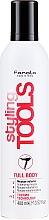Perfumería y cosmética Mousse para cabello voluminizadora con betaína - Fanola Tools Full Body Volumizing Mousse