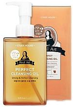 Perfumería y cosmética Aceite hidrofílico - Etude House Real Art Cleansing Oil Perfect