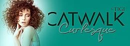 Crema fijadora para cabello rizado con aceite de jojoba - Tigi Catwalk Curl Collection Curlesque Curls Rock Amplifier — imagen N4