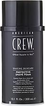 Perfumería y cosmética Espuma de afeitar con manteca de cacao - American Crew Shaving Skincare Protective Shave Foam
