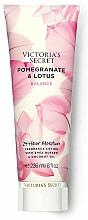 Perfumería y cosmética Loción corporal con manteca de karité y aceite de coco, aroma a granada y flor de loto - Victoria's Secret Pomegranate & Lotus Fragrance Lotion