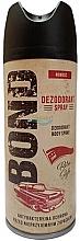 Perfumería y cosmética Desodorante antibacteriano - Bond Retro Speedmaster Deo Spray