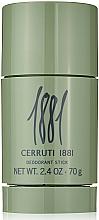 Perfumería y cosmética Cerruti 1881 Pour Homme Deodorant Stick - Desodorante stick
