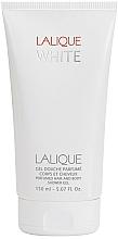 Perfumería y cosmética Lalique Lalique White - Gel de ducha perfumado