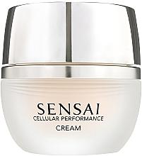 Perfumería y cosmética Crema facial antienvejecimiento con extracto de seda koishimaru y ácido hiualurónico - Kanebo Sensai Cellular Performance Cream