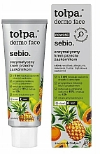 Perfumería y cosmética Crema facial enzimática, piña y mango - Tolpa Dermo Face Cream