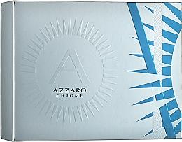 Perfumería y cosmética Azzaro Chrome - Set (edt/50ml + deo/75ml)