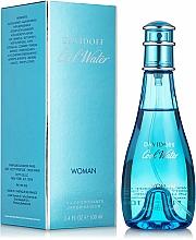 Perfumería y cosmética Davidoff Cool Water woman - Desodorante