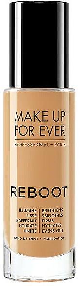 Base de maquillaje hidratante, unificadora - Make Up For Ever Reboot Foundation